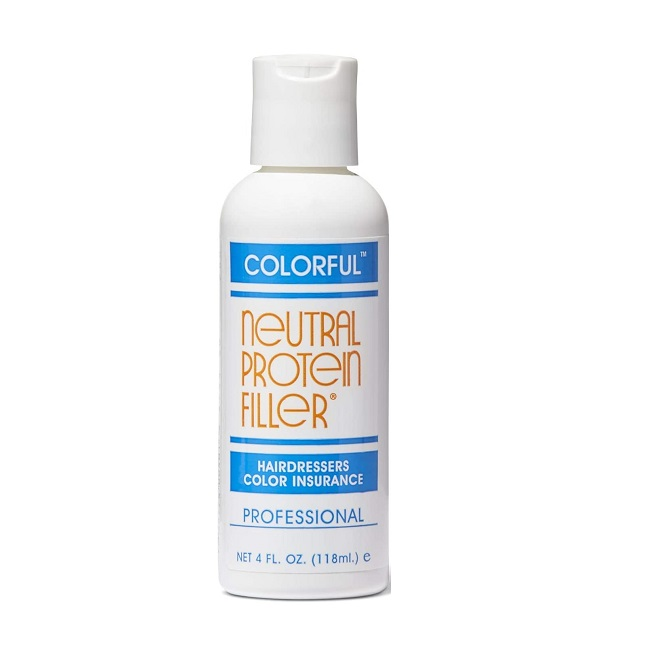Colorful Neutral Protein Hair Filler 4oz