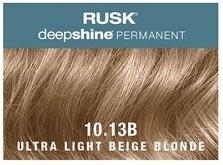 Rusk Deepshine 10.13B Ultra Light Beige Blonde Permanent Hair Colour