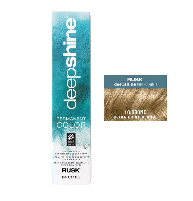 Rusk Deepshine Permanent Color 10.000NC Ultra Light Blonde