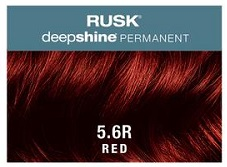 Rusk Deepshine Permanent Colour 5.6R Red