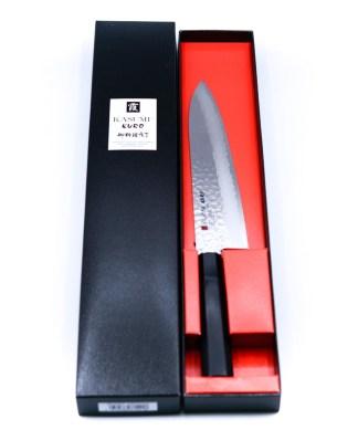 Kasumi KURO Trinciante 21cm-coltellipersonalizzati.com