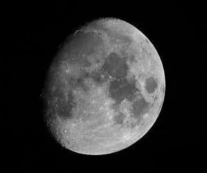 Ciclo lunare-Luna gibbosa crescente