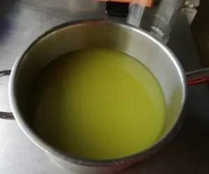 Colore finale del limoncello