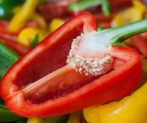 Semi di peperoni biologici