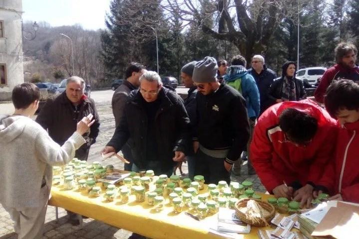 Scambio di semi autoctoni Crocevia Calabria
