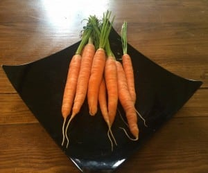 Ricetta con carote