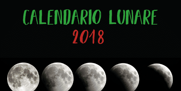 Calendario lunare di coltivazione biologica
