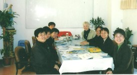 china english class novices
