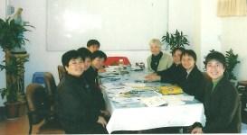 china english class novices