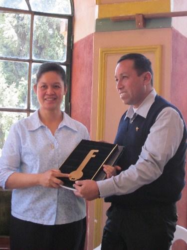 Hand over of Mental Health Clinic, Ayacucho, Peru