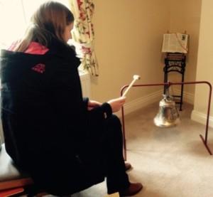Visit of Anna Keegan from IMU