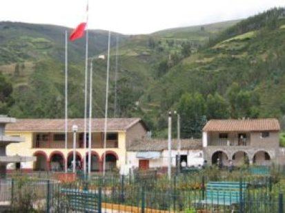 Plaza de Armas de Vinchos