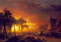 Emigrants Crossing the Plains