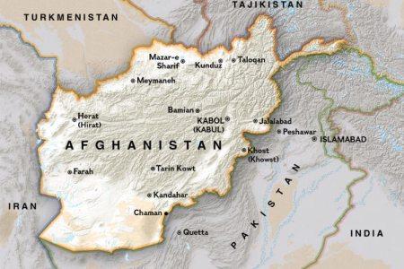 Download ePub PDF eBook » map of afghanistan kabul