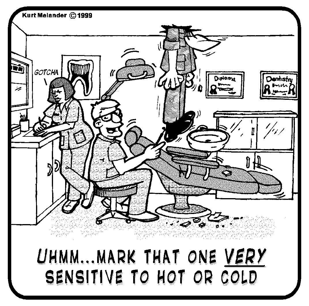 Funny Cartoons Dentist Office