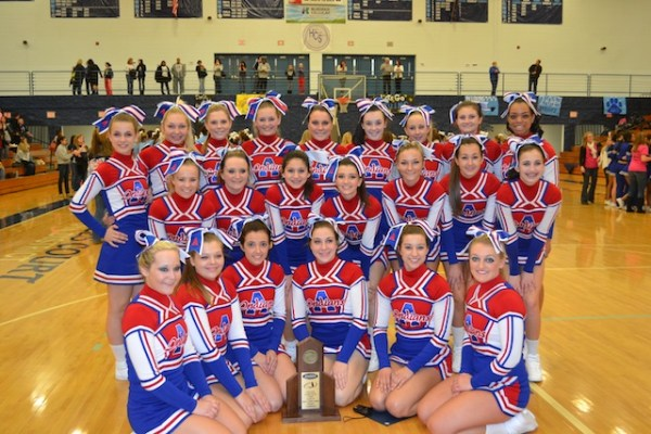 2013-14 Adair County High School Cheerleaders on ...