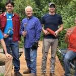 The Power of Volunteers at Columbia Springs