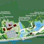 Columbia Springs Map
