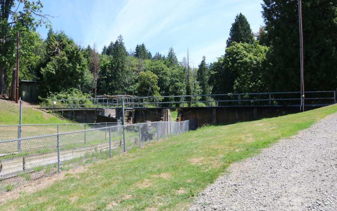 We're Replacing the Dam!
