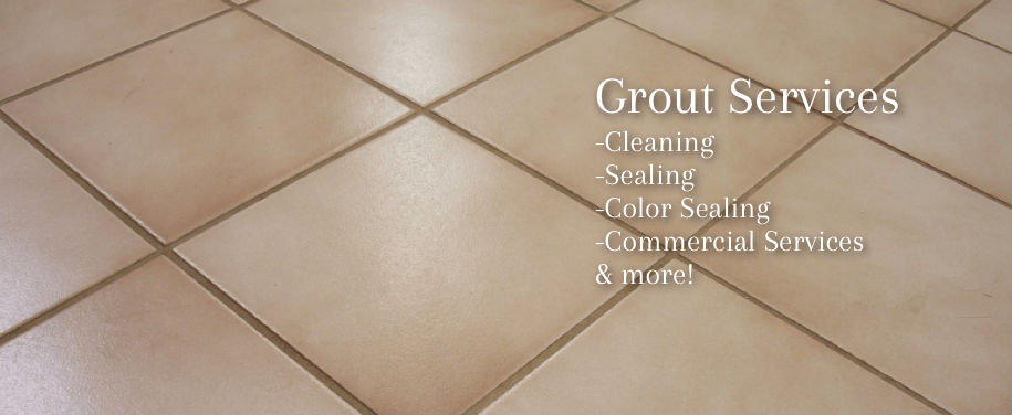 columbia tile grout services