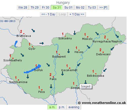 sambata 31 august 2013 dimineata ungaria vant