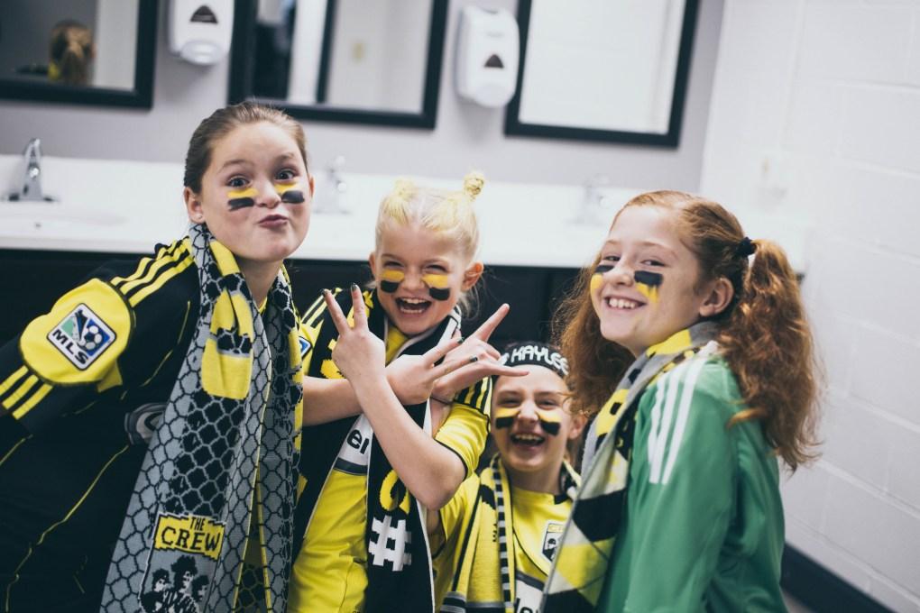 Future soccer stars of Columbus | Julie Jackson
