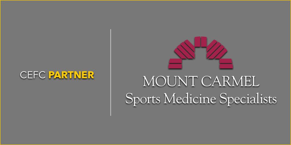Mount Carmel returns as a sponsor of Columbus Eagles FC in 2018