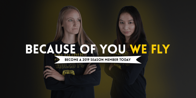 2019 Season Memberships are on sale now and start at $40!