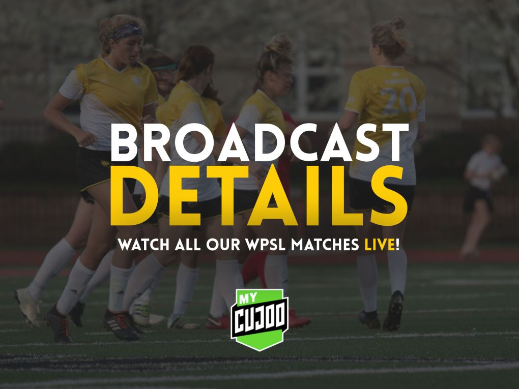 The Eagles will broadcast all their WPSL matches live for the first time. | Claire Kilbarger