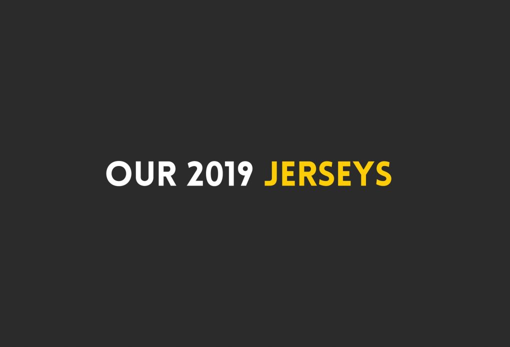 The Eagles' 2019 jerseys were designed in-house and produced locally