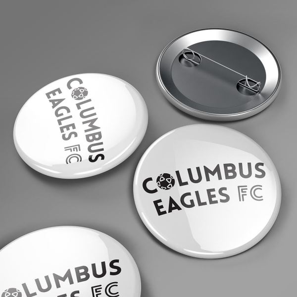 Buttons to show off your Eagles support!