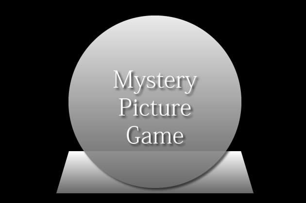 Mystery Picture Game