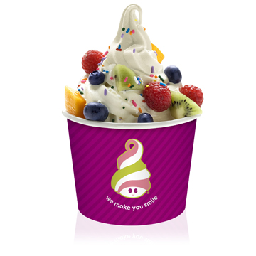 National Frozen Yogurt Day