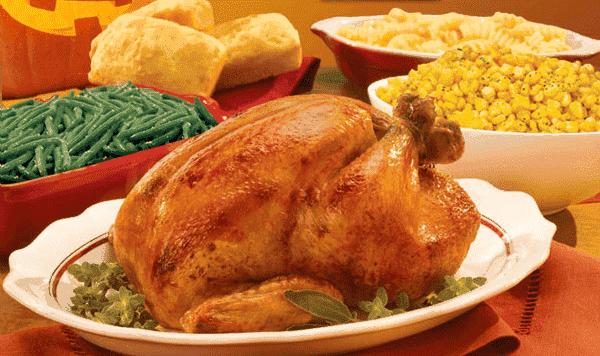 Restaurants open on Thanksgiving in Columbus in 2019
