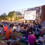 Wex Center Drive-In Films