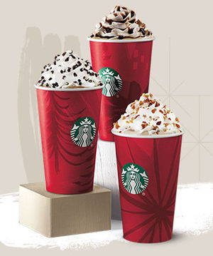 starbucks BOGO holiday holiday beverage