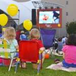 Columbus Commons Free Movie Nights