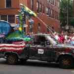 Liberty and Lunacy: All Vehicle Doo Dah Parade