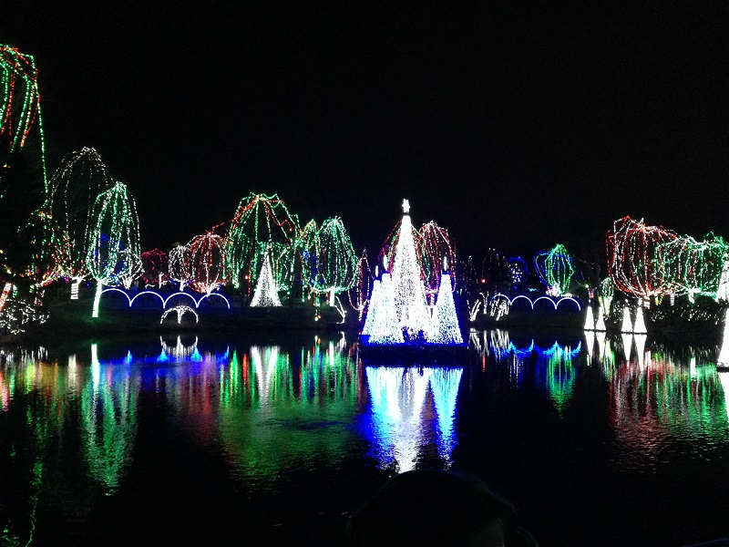 Columbus Zoo Lights Admission