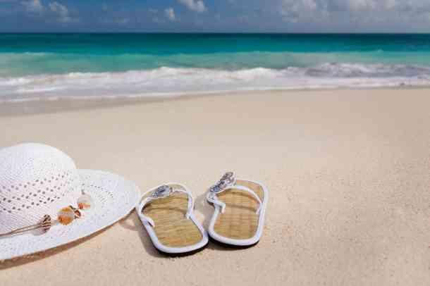 vacation beach travel