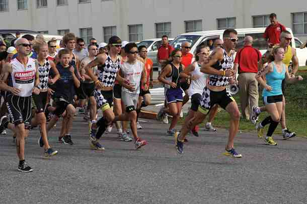 race running