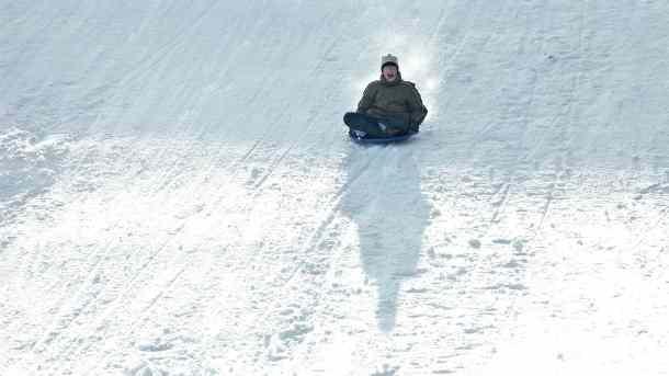 sled, sledding