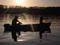 canoe canoeing Hocking Hills