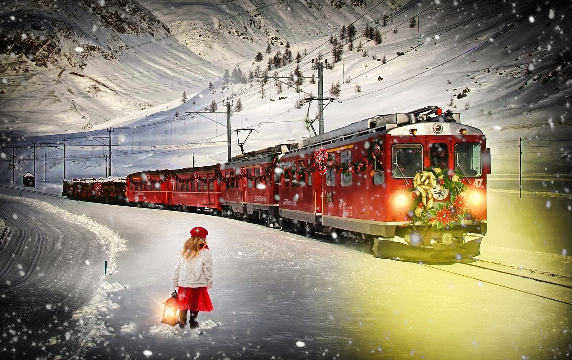 Polar Express Christmas Train Movie.Rsvp Now Polar Express Santa Trains And Holiday Train