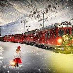 RSVP now! Polar Express, Santa Trains, and Christmas Train Rides in Ohio