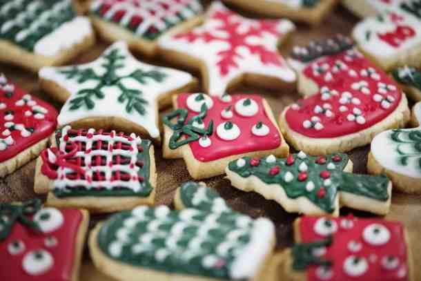 christmas cookies pixabay