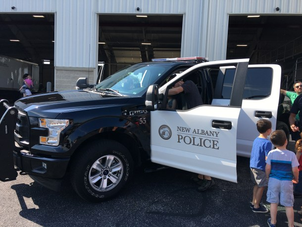 Over 20 Touch-a-Truck events in Columbus and Central Ohio