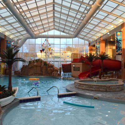 Comfort Inn Splash Harbor