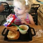 Kids eat free on Tuesdays at Sweet Carrot Polaris