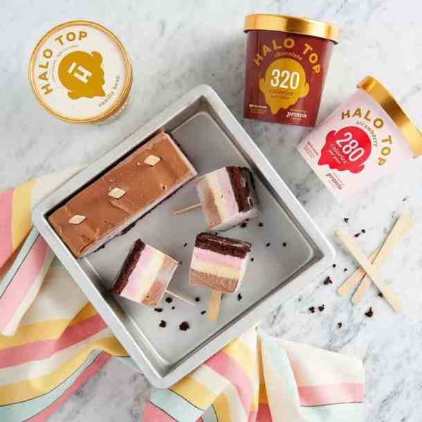 free pint of halo top